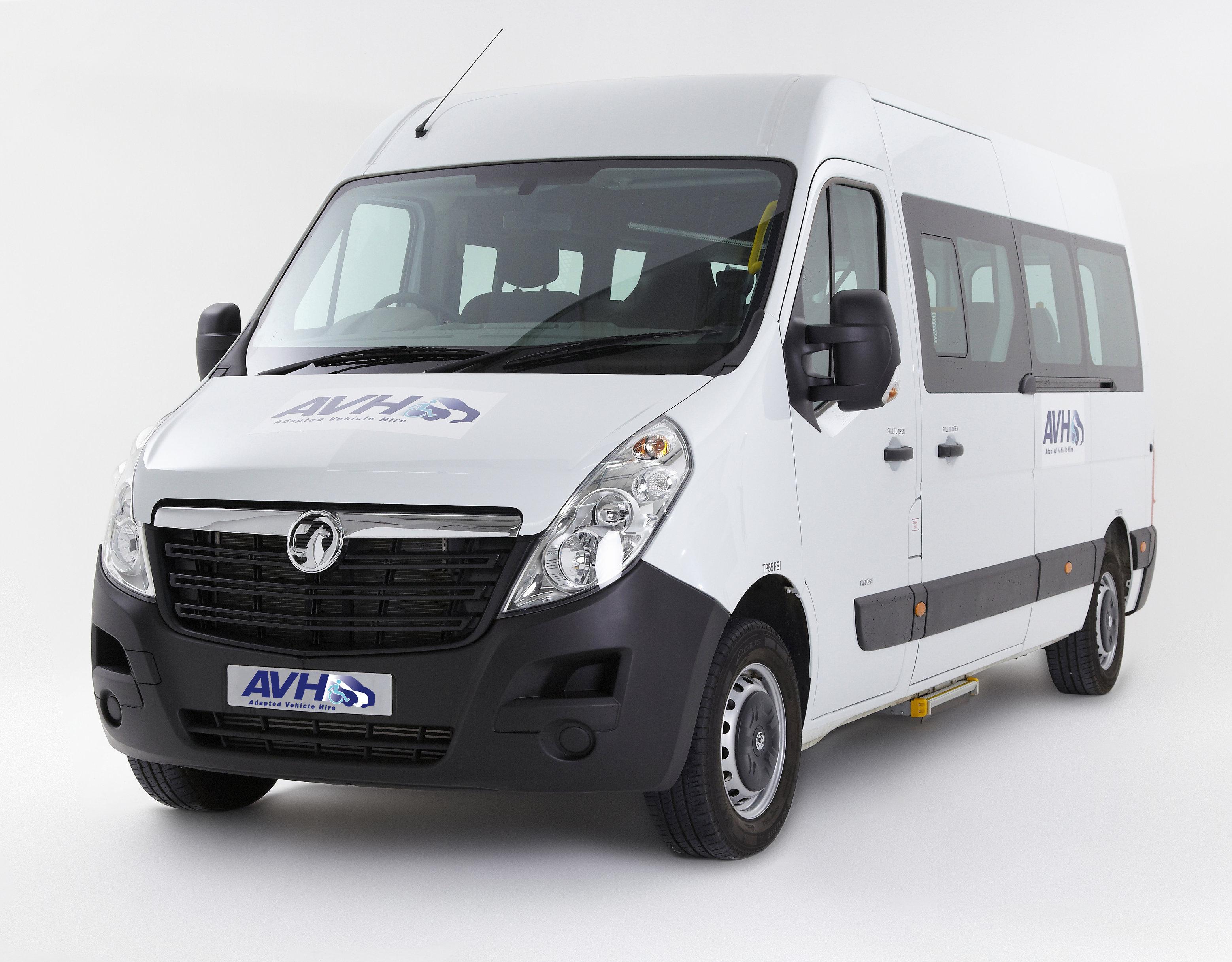 Adapted Vehicles Vehicle Ideas